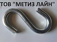 Крюк S-образный 3мм