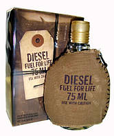 Мужская туалетная вода Diesel Fuel for Life Homme (Дизель Фуэл Фо Лайф Хомм) 75 мл
