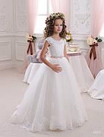 Детское нарядное платье 1051 - индивидуальный пошив