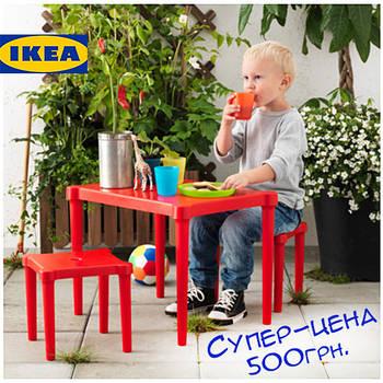 Супер-цена на набор детской мебели: стол и 2 стульчика