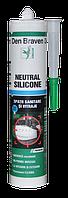 Нейтральный силикон Den Braven Silicone-Neutral No 280 мл