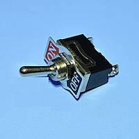 Тумблер KN3(C)-101  2pin ON-OFF  PRK0030-1