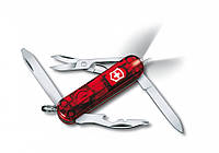0.6366.T нож Victorinox Midnite Manager Red Transparent