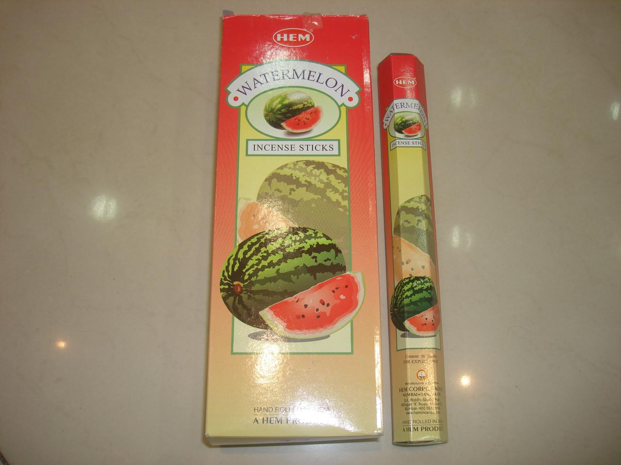Watermelon Hem