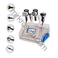 Аппарат Slim-2 Кавитация, Вакуумный массаж с RF-лифтингом, биполярный рф лифтинг лица и тела, био-токи