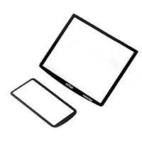 Защита основного LCD экрана и вспомогательного FOTGA для NIKON D300, D300s - НЕ ПЛЕНКА