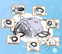 Аппарат для Elos - МК600 9 в 1 IPL, E-light, кавитация, рф лифтинг, баночный массаж с рф лифтингом, фото 1