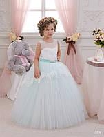 Детское нарядное платье 1069 - индивидуальный пошив