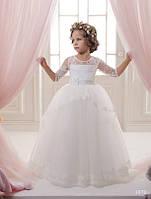 Детское нарядное платье 1070 - индивидуальный пошив