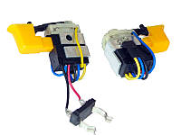 Кнопка для шуруповерта аккумуляторного Topex