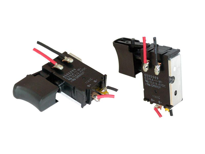 Кнопка для шуруповерта аккумуляторного Makita 6270 фирменная
