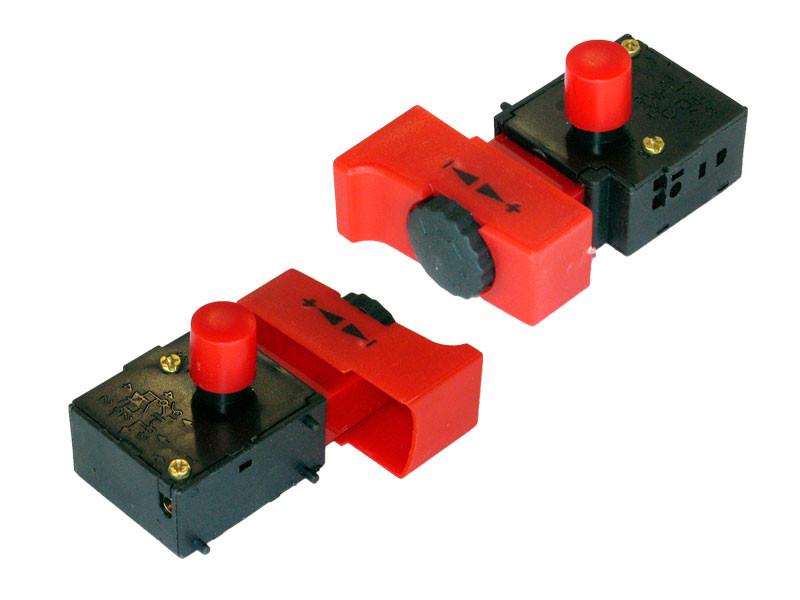 Кнопка для болгарки DWT WS-125 VS