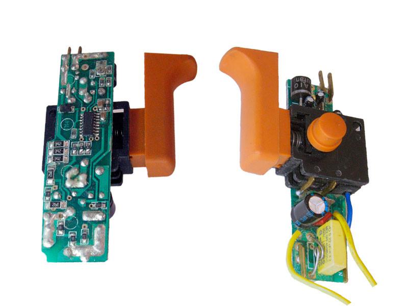 Кнопка для цепной электропилы KZ1-400 нового образца