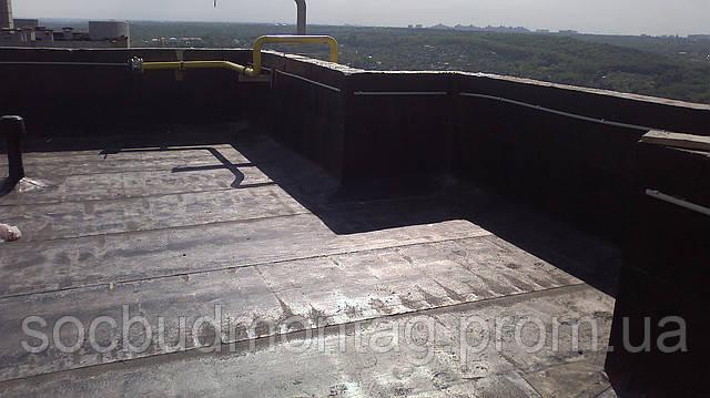 Гидроизоляция для крыши цена киев мастика герметизирующая марка мбр-75 производитель