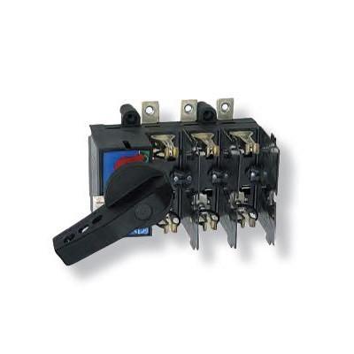 Разъединитель нагрузки LAF2/R 160A 3P NH00