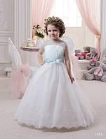 Детское нарядное платье 1081 - индивидуальный пошив