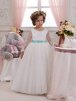 Детское нарядное платье 1082 - индивидуальный пошив