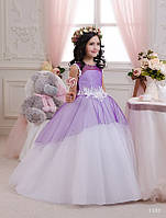 Детское нарядное платье 1101 - индивидуальный пошив