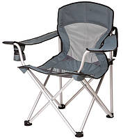Кресло туристическое «Берег», алюминиевый каркас, фото 1