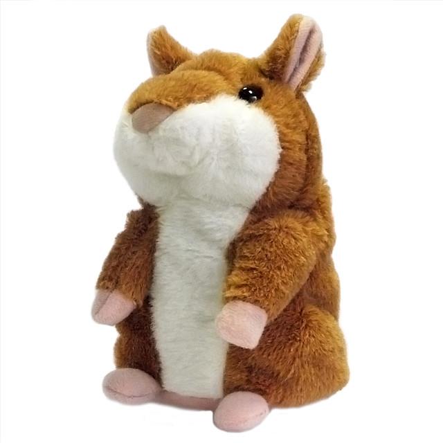 Говорящий хомяк Hamster (Хамстер)