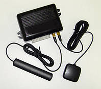GPS мониторинг (контроль передвижения). Стационарный GPS/GSM трекер.