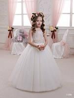 Детское нарядное платье 1106 - индивидуальный пошив