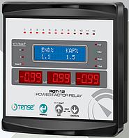 Контроллер компенсации реактивной мощности, 3-х фазный, 8 ступеней TENSE цена купить