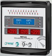 Реактивная мощность Контроллер компенсации реактивной мощности, 3-х фазный, 18 ступеней цена купить