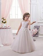 Детское нарядное платье 1108 - индивидуальный пошив