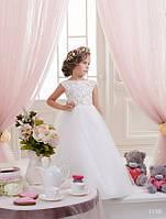 Детское нарядное платье 1110 - индивидуальный пошив