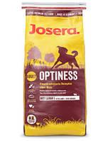 сухий корм для собак JOSERA Dog optiness 15 кг