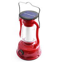 Фонарь лампа 5850 TY, 24SMD, динамо, солн. батарея
