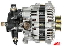 Новый генератор для Ford Transit 2.5 Turbo Diesel, с 08.1997 по 08.2000. Новые генераторы на Форд Транзит.