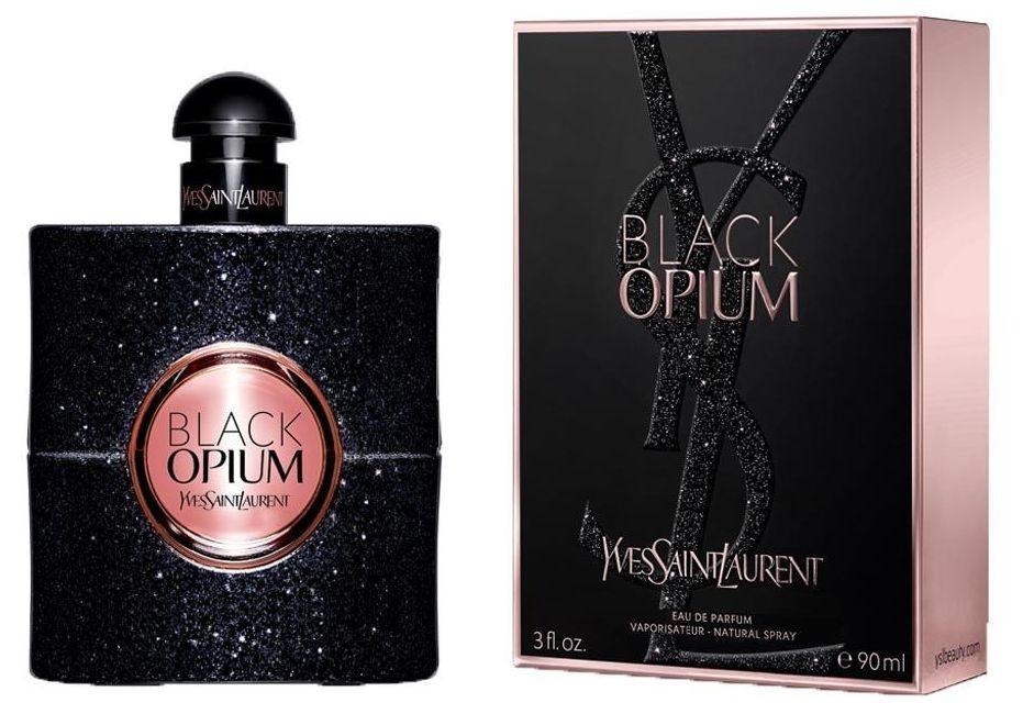 Женская парфюмированная вода Black Opium от Yves Saint Laurent ( Ив Сен Лоран Блэк Опиум )