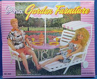 Мебель для кукол. Для отдыха на природе 3920