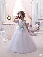 Детское нарядное платье 1127 - индивидуальный пошив