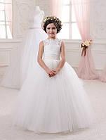 Детское нарядное платье 1125 - индивидуальный пошив