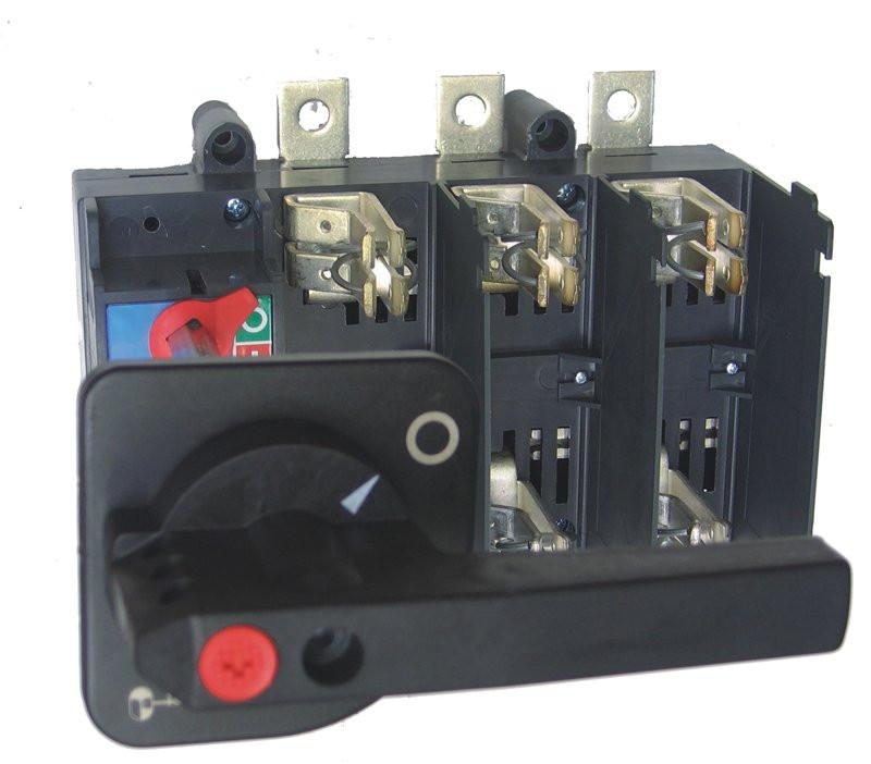 Разъединитель нагрузки ETI LAF3/D 250A 3P NH1