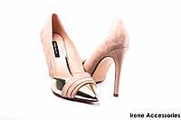Туфли женские комбинированные Vices с 35 размера
