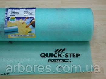 Подложка под ламинат Quick-Step Uniclic Underlay