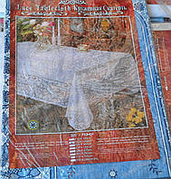 Скатерть кружевная Винил 110x140