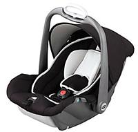Автокресло Roan Babies Millo черный (0-13 кг)