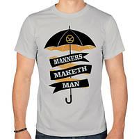 Футболка «Kingsman Agent MMM»