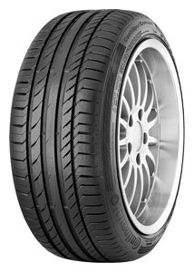 285/40 R22 Continental ContiSportContact 5P 106Y XL M0  Летние шины
