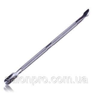 Лопатка для педикюра и маникюра двухсторонняя (пушер) 12.5 см ZAR SWISS Z-251