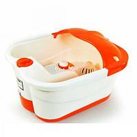 Инфракрасный массажер для стоп Multifunction Footbath Massager RF-368A1, ванночка для ног, фото 1