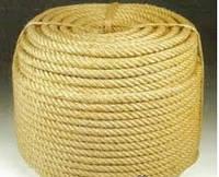 Веревка джутовая