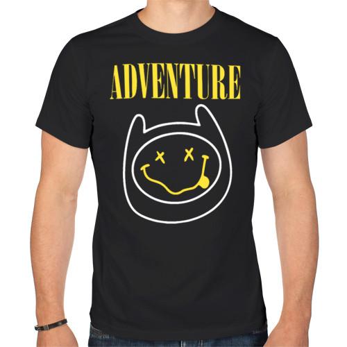 Футболка «Adventure Band»