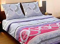 Двухспальное постельное белье ТЕП Карла