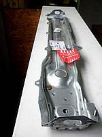 Поперечка радиатора Авео в сборе / Брус нижний sf69y0-8401150-01 Подрадиаторная балка Vida Т-250 Авео-3 T-250